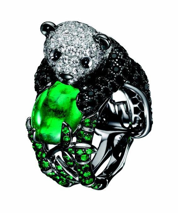 Boucheron:最感性的珠宝-珠宝首饰展示图【行业经典】