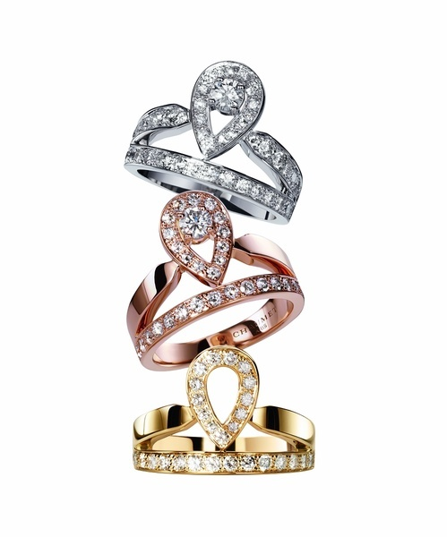 指上皇冠 CHAUMET「Joséphine」顶级珠宝系列-珠宝首饰展示图【行业经典】