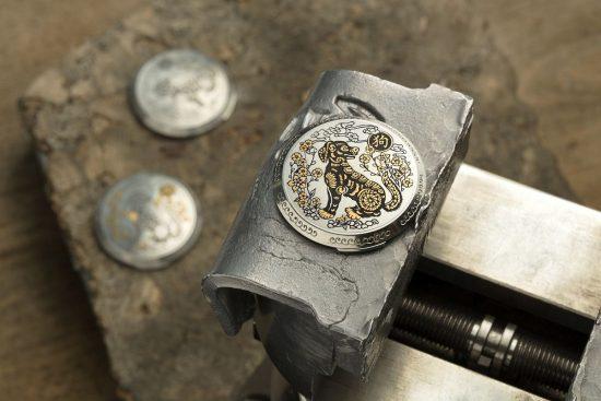 沛纳海(Panerai)全新Luminor 1950 Sealand狗年生肖腕表
