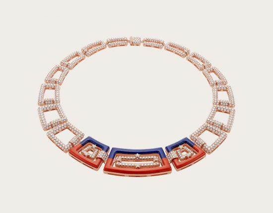 意式美学混搭美式风格!宝格丽全新New York纽约珠宝系列-精美珠宝【秘密:适合高贵女人的珠