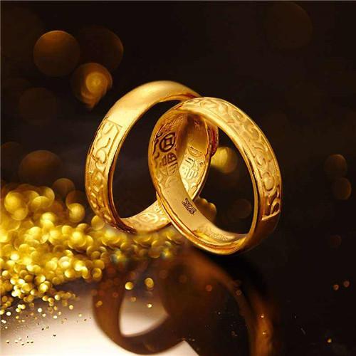 黄金戒指一般多少克   一克黄金戒指价格是多少_婚戒首饰