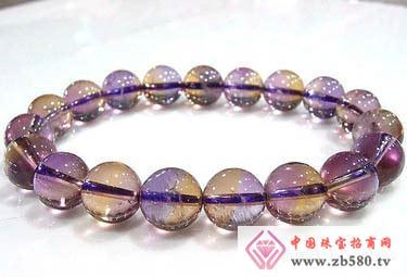 紫黄晶——沟通之石