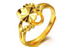 黄金戒指多少钱一克 黄金戒指变形了怎么办_婚戒首饰