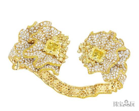 Soie Dior:最璀璨的缎带(二)