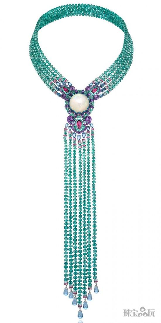 萧邦(Chopard)2016 Red Carpet红毯系列珠宝闪耀登场-精美珠宝【秘密:适合高贵女人的珠宝】