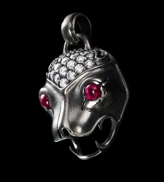 Dashi Namdakov:动物精灵-珠宝设计【哇!行业大师灵魂之作】