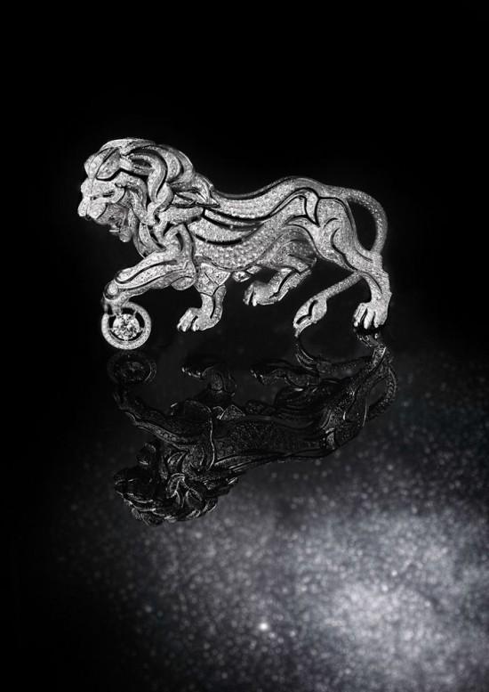 Chanel:与狮相伴