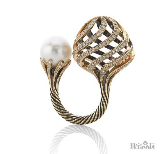 2016年AGTA Spectrum Awards首饰设计比赛获奖作品-珠宝设计【哇!行业大师灵魂之作】