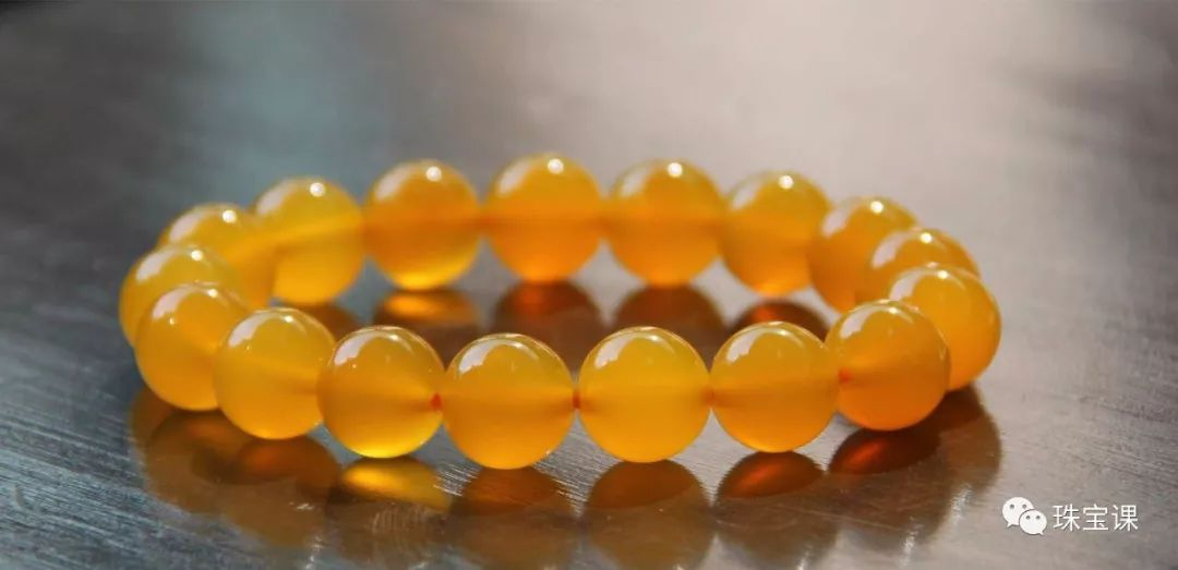 金水菩提——黄玉髓
