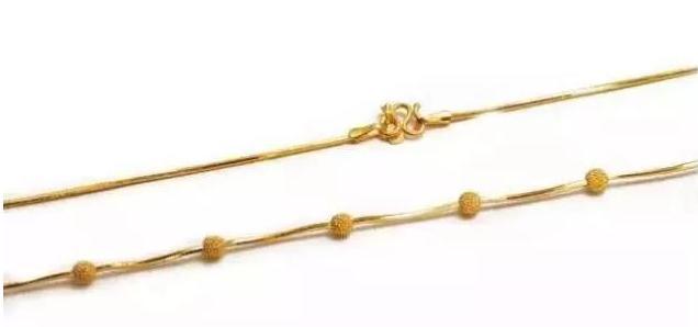 蛇骨间珠链