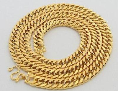黄金项链什么款式好看?【好看的黄金项链款式】