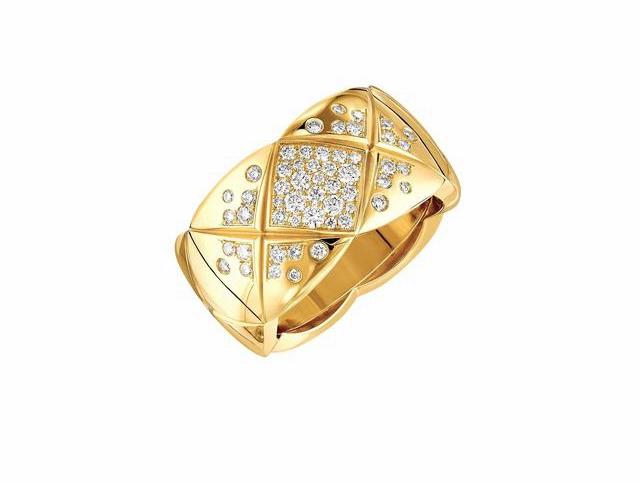 黄金镶嵌钻石可以吗?【黄金镶嵌钻石好不好】
