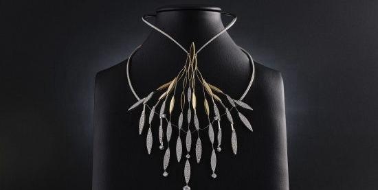 2016《JJA珠宝设计大奖》获奖作品欣赏-珠宝设计【哇!行业大师灵魂之作】