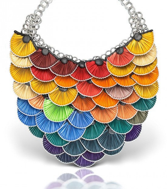 2015年美国Saul Bell珠宝设计获奖作品-珠宝设计【哇!行业大师灵魂之作】