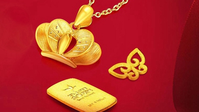 首饰黄金价格走势 今日黄金饰品多少钱