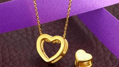 今日黄金饰品价格查询
