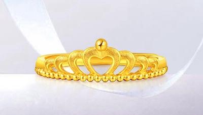 黄金首饰现在多少钱1克 黄金戒指贵还是钻戒
