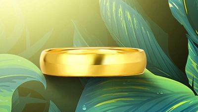黄金首饰网黄金回购价格和零售价格分别是多少