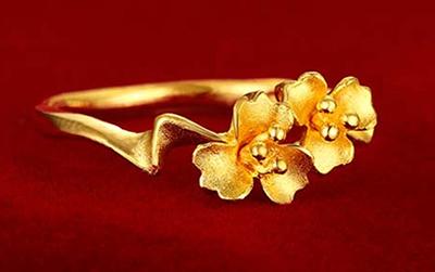 今天黄金的价格和黄金回收的价格是多少