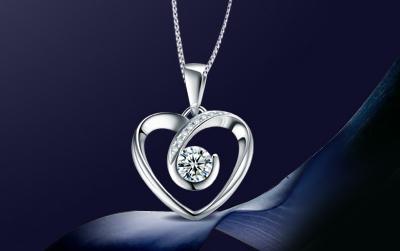 哪种黄金首饰好看 金项链镶嵌钻石如何