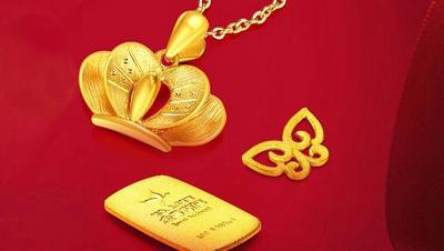 今天黄金价格一克