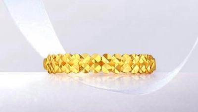 黄金首饰款式介绍 黄金好还是18k金好