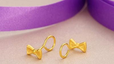 黄金耳环价格是多少受什么影响