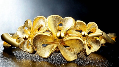 能在网上买黄金首饰么