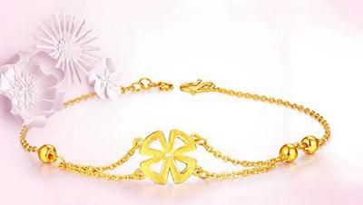 黄金手链款式哪些款式好看