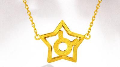 黄金项链价格和款式
