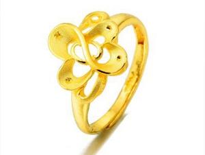 现货黄金交易 黄金成品款式