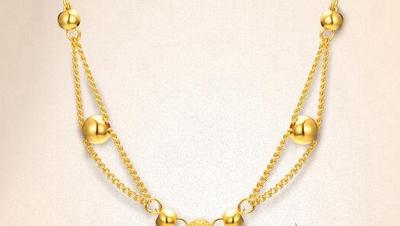 黄金项链款式怎么挑选