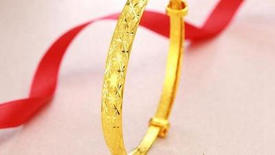 手镯黄金的材质和佩戴方式