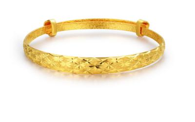黄金首饰图片黄金饰品款式图