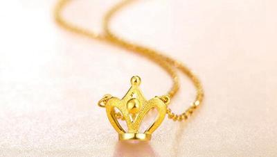 黄金项链女款式大概多少钱