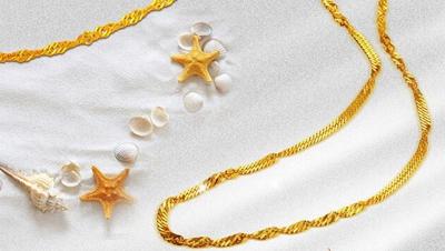 黄金项链款式及价格怎么样