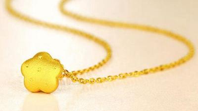 女士黄金项链价格决定因素有哪些