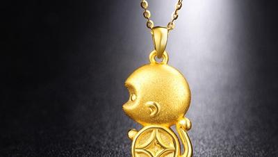 哪些黄金项链款式适合女性