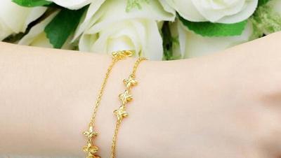 衬托魅力气质的千足金手链款式哪些