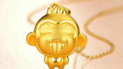 黄金吊坠款式
