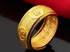 男士黄金戒指多少钱?【推荐答案】