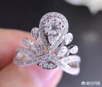 """戒指白金好还是黄金好?【结婚""""戒指""""到底买黄金的还是白金的?看完不再纠"""