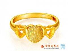 称重算克的黄金戒指和按个算钱的高工艺黄金戒指那种好?