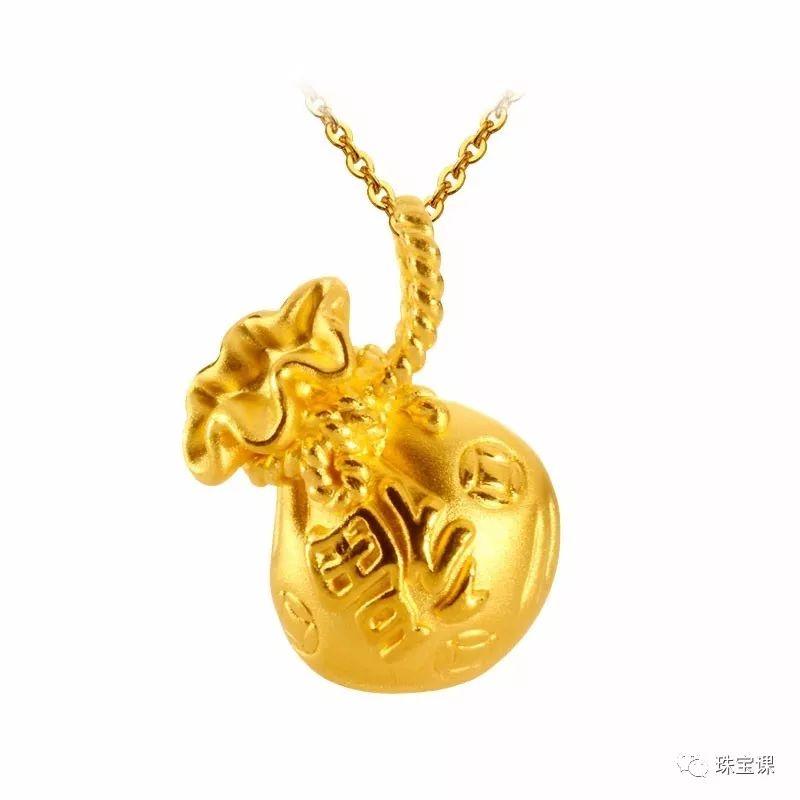 黄金吊坠的寓意-各种黄金吊坠寓意大全【良心指导】