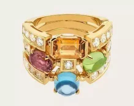 下沉式镶嵌:Gypsy Ring