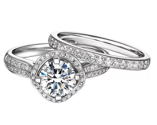 能组合的戒指:Puzzle Ring
