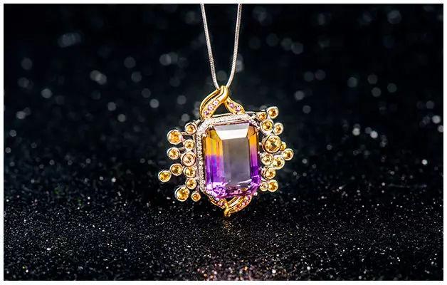 紫黄晶的功效