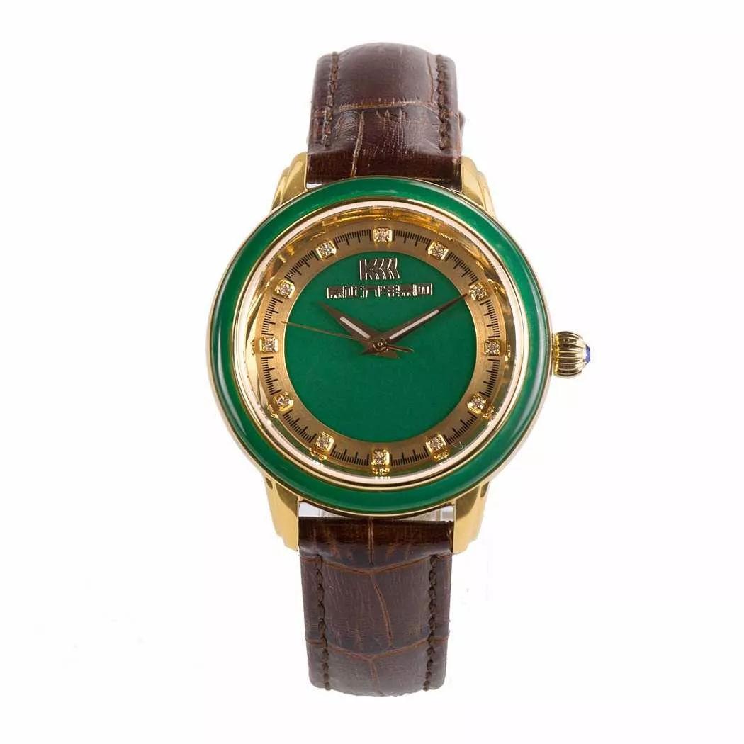 翡翠手表原来这么奢华