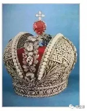 叶卡捷琳娜二世王冠