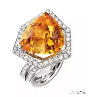 橙色尖晶石